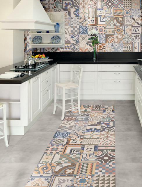 Shoreditch by The Baked Tile Company Eclectic