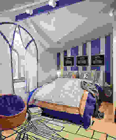 Minimalistyczny pokój dziecięcy od Sweet Home Design Minimalistyczny