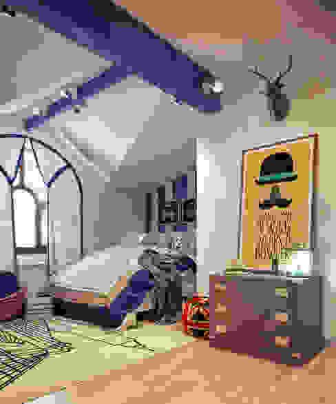 Minimalist nursery/kids room by Sweet Home Design Minimalist