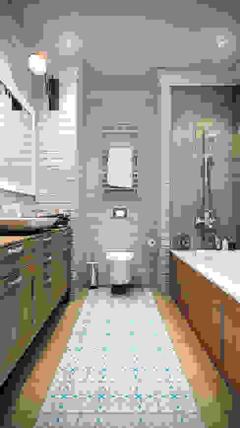 Bathroom by CO:interior