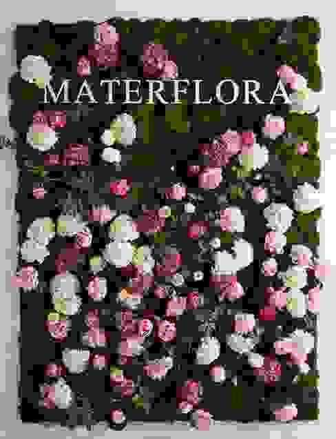Painel Secret Garden Materflora por Materflora Lda. Moderno
