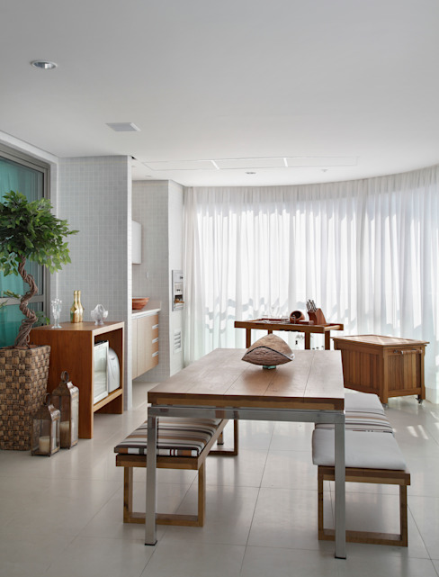 by Ana Adriano Design de Interiores Eclectic