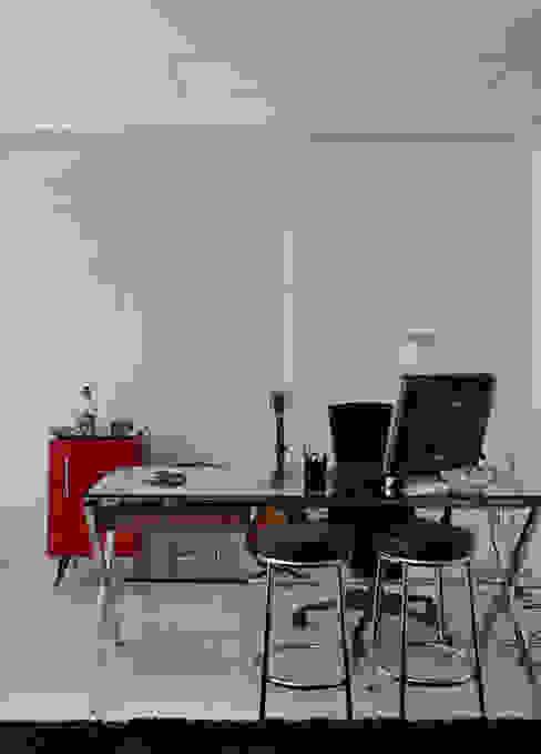 Apartamento na Barra da Tijuca Varandas, alpendres e terraços modernos por Ana Adriano Design de Interiores Moderno