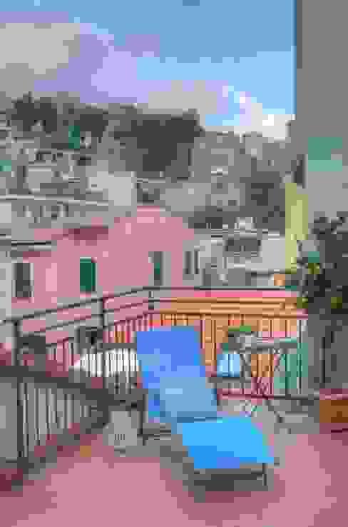 Ricondizionamento di appartamento destinato alla vendita nel centro storico di Finale Ligure di Lella Badano Homestager Mediterraneo