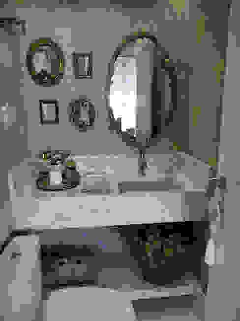 Lavabo: Banheiros  por Gabriela Herde Arquitetura & Design,