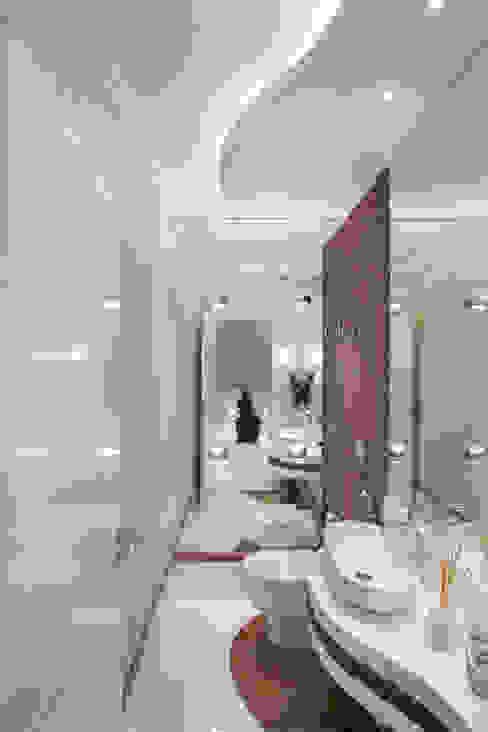 Modern Banyo Designer de Interiores e Paisagista Iara Kílaris Modern