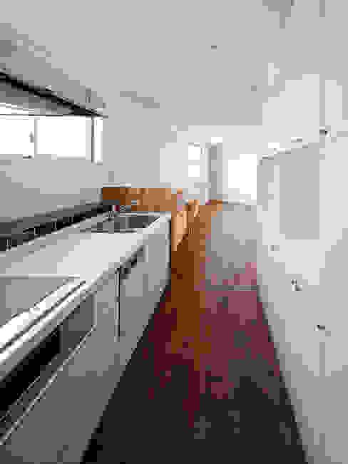 いれこ: +0 atelier | プラスゼロアトリエが手掛けたキッチンです。,モダン
