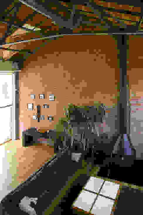 Endüstriyel Oturma Odası Beriot, Bernardini arquitectos Endüstriyel