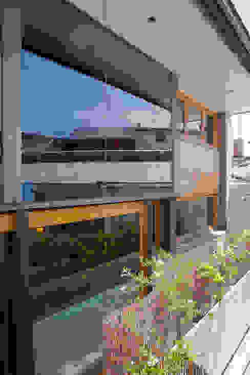 Maisons industrielles par Beriot, Bernardini arquitectos Industriel