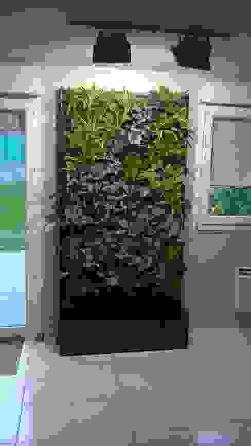 Mur végétal intérieur VERTICAL FLORE par Vertical Flore Moderne