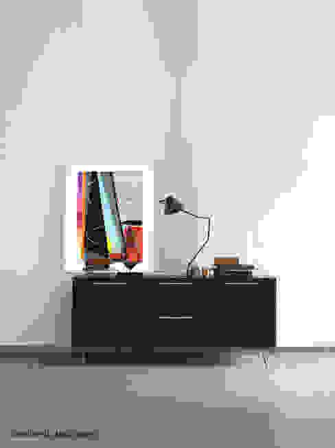 Oficinas y bibliotecas de estilo moderno de Pablo & Paul Moderno