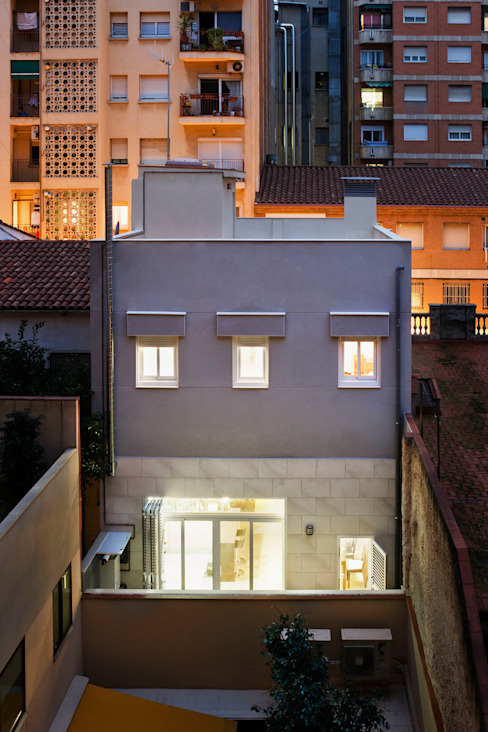 Case in stile mediterraneo di GPA Gestión de Proyectos Arquitectónicos ]gpa[® Mediterraneo