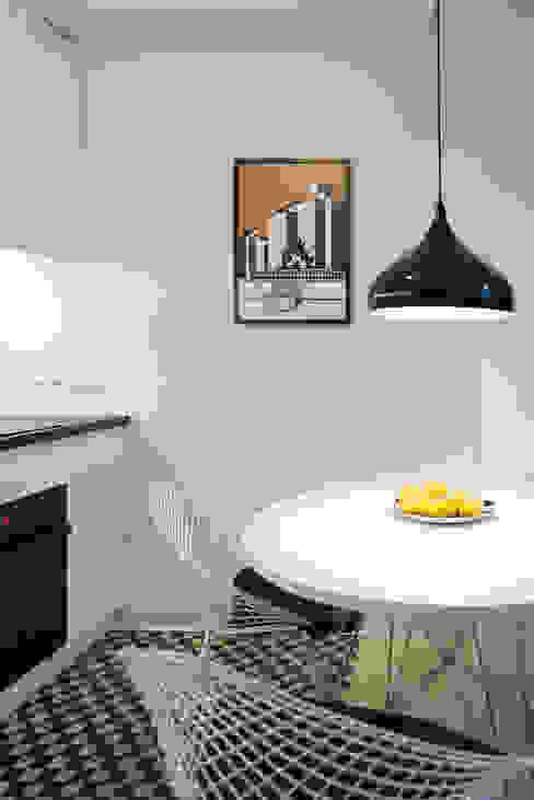 Minimalistische keukens van dziurdziaprojekt Minimalistisch
