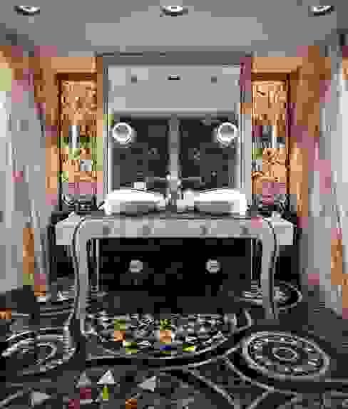 Санузел от Sicis Ванная комната в эклектичном стиле от Sweet Home Design Эклектичный