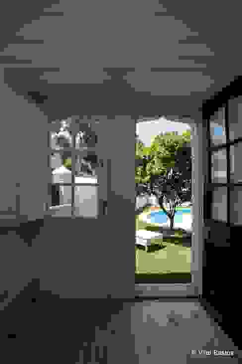 Villa Vasco da Gama Portas e janelas clássicas por shfa Clássico