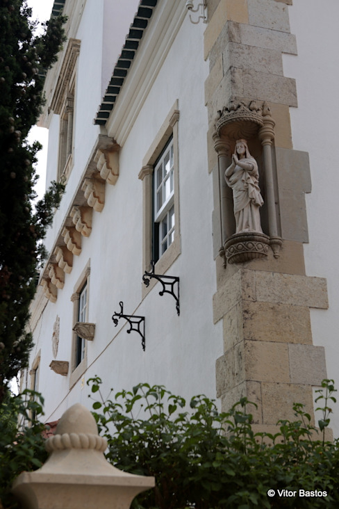 Villa Vasco da Gama Casas clássicas por shfa Clássico