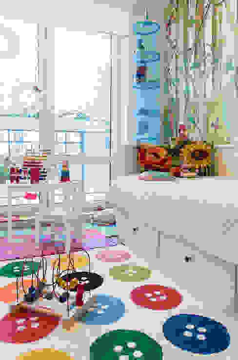 Квартира в ЖК Новая Скандинавия Детская комнатa в скандинавском стиле от projectorstudio Скандинавский