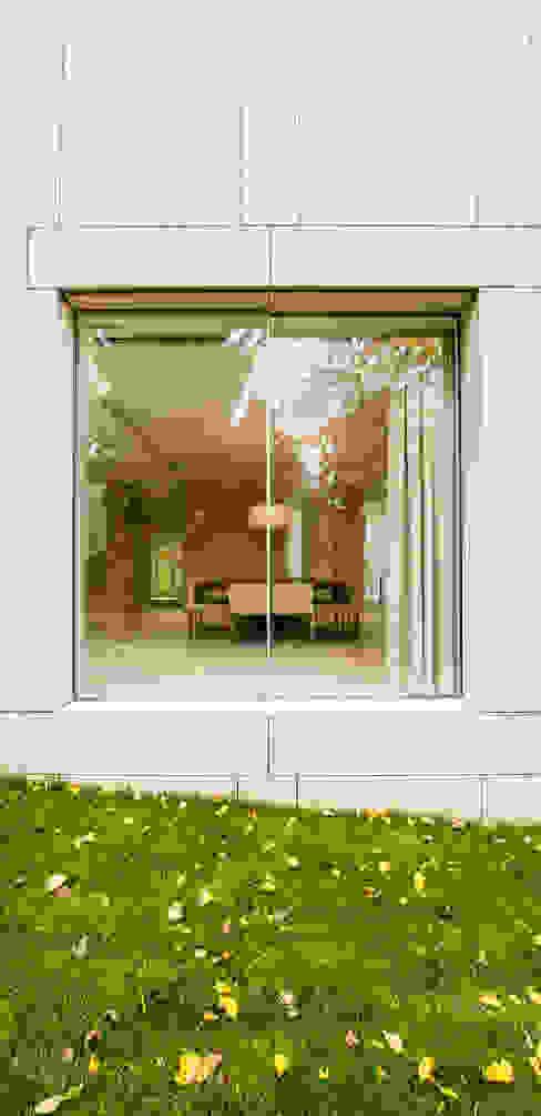 EINFAMILIENHAUS KLOSTERNEUBURG | AUT Moderne Häuser von Moser Architects Modern