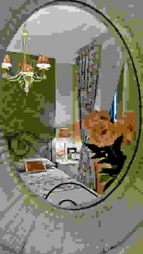 Итальянский прованс - Дизайн интерьера виллы на Итальянской Ривьере Спальня в средиземноморском стиле от NG-STUDIO Interior Design Средиземноморский