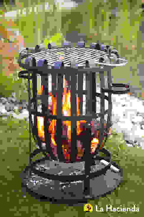 Vancouver with grill La Hacienda Klasik