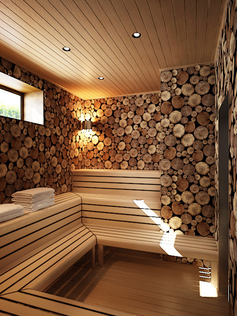 根據 Валерия Лазарева - архитектор, дизайнер интерьера 簡約風