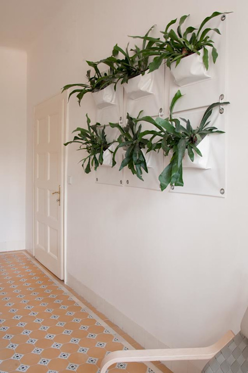 Alışeriş merkezleri için peyzaj Tasarım örnekleri Butik Bahçe Dikey Bahçe ve Peyzaj Tasarımları Minimalist
