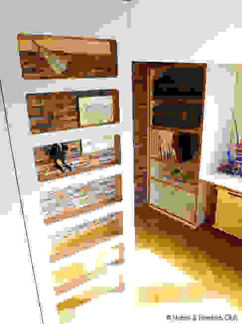 Nische / Koje Moderne Kinderzimmer von Holzer & Friedrich GbR Modern