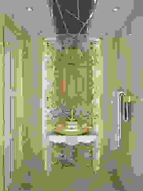 Sinem ARISOY KEÇECİ Klasik Banyo Sinar İç mimarlık Klasik