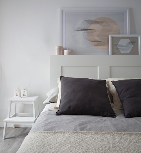 Scandinavian style bedroom by homify Scandinavian