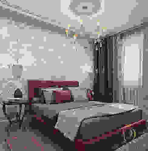 Dormitorios de estilo ecléctico de Premier Dekor Ecléctico