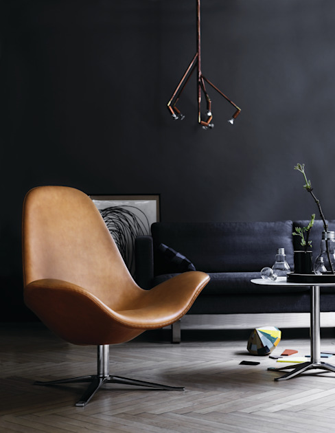 Concord High - Thomas Pedersen:  Living room by Stouby, Scandinavian