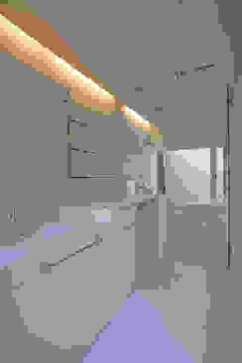 Modern bathroom by 設計事務所アーキプレイス Modern