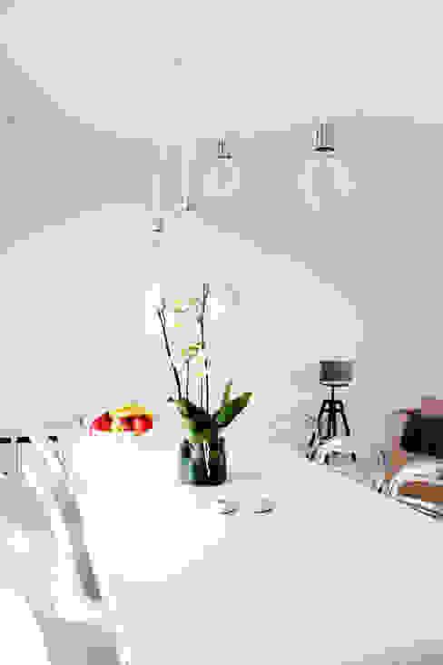 Lampa CableONE Minimalistyczna jadalnia od CablePower Minimalistyczny
