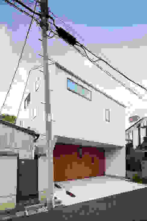 Projekty,  Domy zaprojektowane przez 設計事務所アーキプレイス,