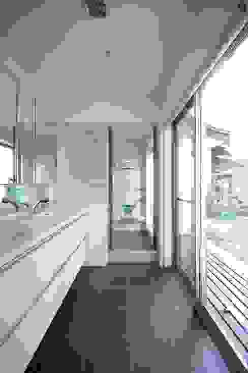 Phòng tắm by 前田敦計画工房