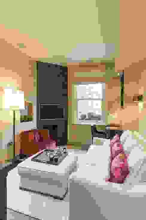 Living/Dining Room Keir Townsend Ltd. غرفة المعيشة