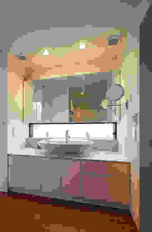 Asian style bathroom by 設計事務所アーキプレイス Asian