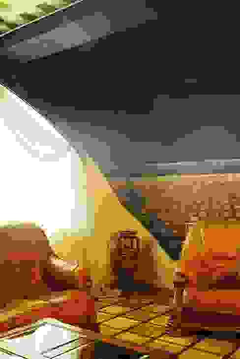 Частный дом 3: Гостиная в . Автор – Архитектор Владимир Калашников , Классический