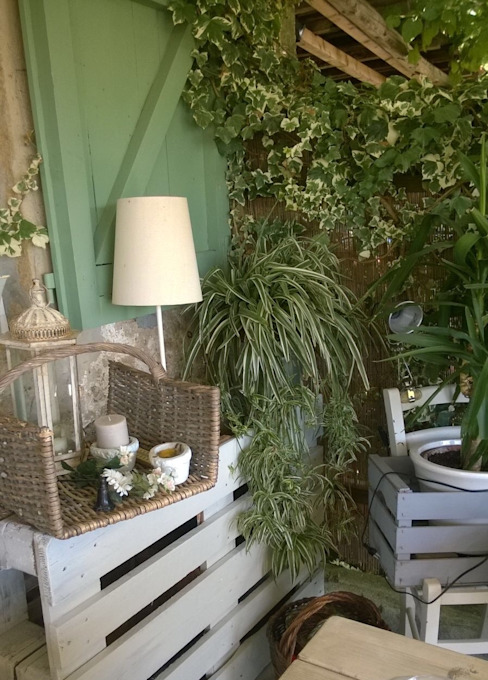 Jardines de invierno mediterráneos de VIVERE IL FUORI Mediterráneo