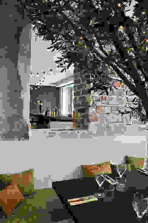 Une ambiance qui rappelle l'Italie Gastronomie méditerranéenne par FØLSOM Méditerranéen