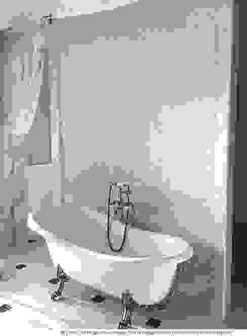Интерьер ванной комнаты в дизайне дома Ванная в классическом стиле от Дизайн студия Ольги Кондратовой Классический