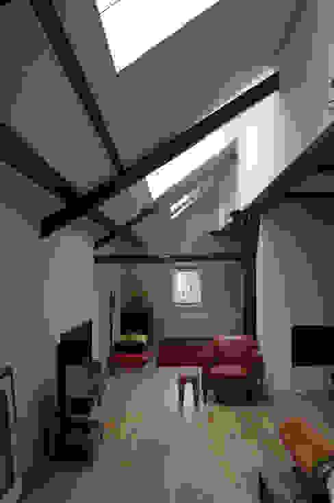 woonkamer nieuw: modern  door Studio Blanca, Modern