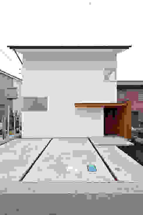 (有)菰田建築設計事務所 Modern Evler