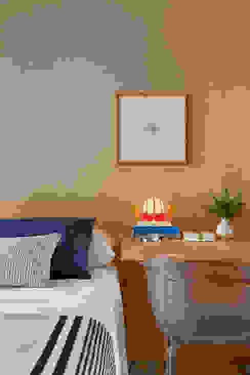 Yamagata Arquitetura Yatak OdasıYataklar & Yatak Başları
