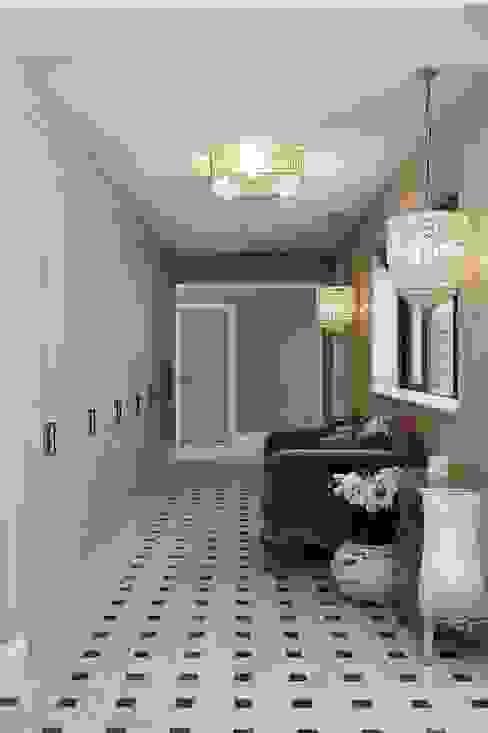 Hallway Pasillos, vestíbulos y escaleras de estilo clásico de Keir Townsend Ltd. Clásico
