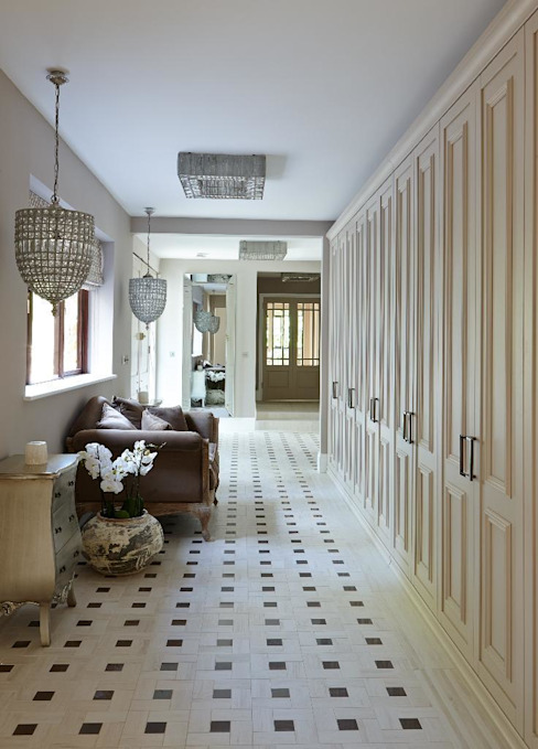 Corridor, hallway by Keir Townsend Ltd.,