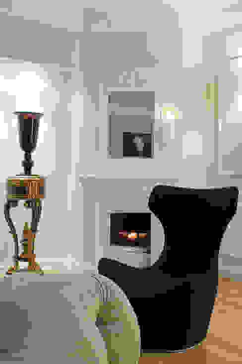 غرفة المعيشة تنفيذ Arch Nouveau Studio,