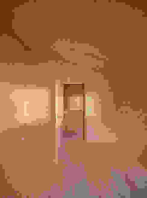 Ferienhausumbau in Leissigen Rustikale Schlafzimmer von Oliver Brandenberger Architekten BSA SIA Rustikal