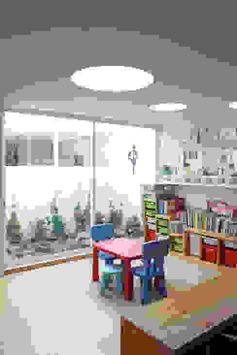 A-778 Dormitorios infantiles modernos de DF ARQUITECTOS Moderno