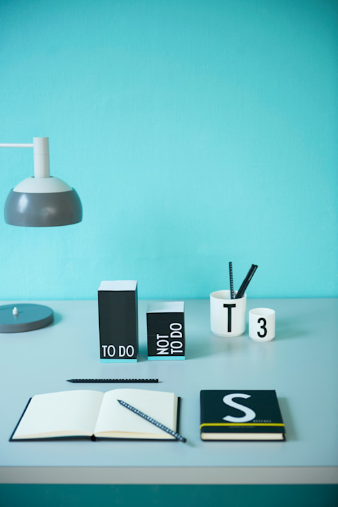 Study/office by Design Letters, Scandinavian